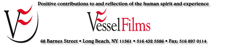Spiritual films by Vessel Films